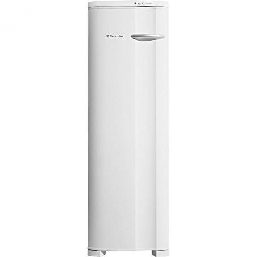 Freezer Electrolux Vertical Defrost Branco 203L 127V FE26