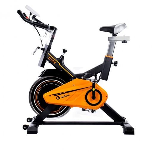 Bicicleta Ergométrica Gallant Elite Spinning até 110kg Mecânica