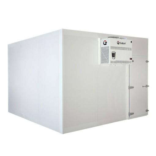Câmara Fria Gallant CMR4 Resfriado Premium com PLUG-IN 220V