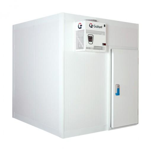 Câmara Fria Gallant Congelado Premium com PLUG-IN 220V Monofásico CMC2