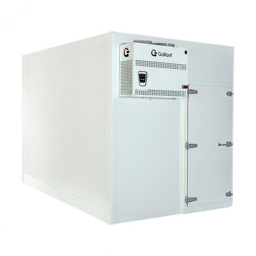 Câmara Fria Gallant CMC3 Congelado Premium com PLUG-IN 220V