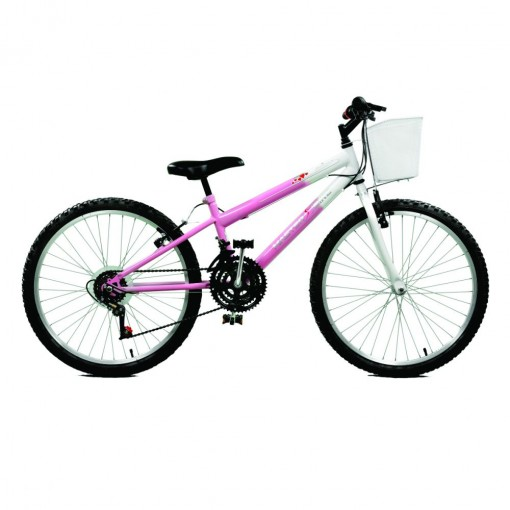 Bicicleta Aro 24 Serena Plus 21 Marchas Master Bike