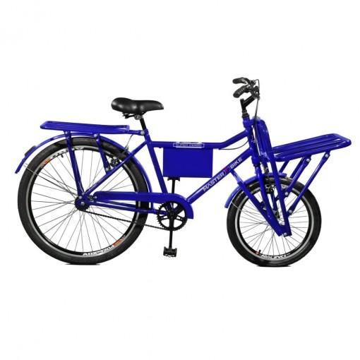 Bicicleta 26 F/m.  Master Bike Super Cargo