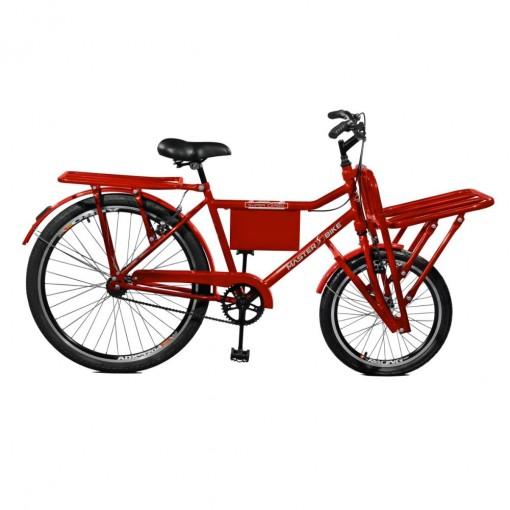 Bicicleta Aro 26 Super Cargo Master Bike