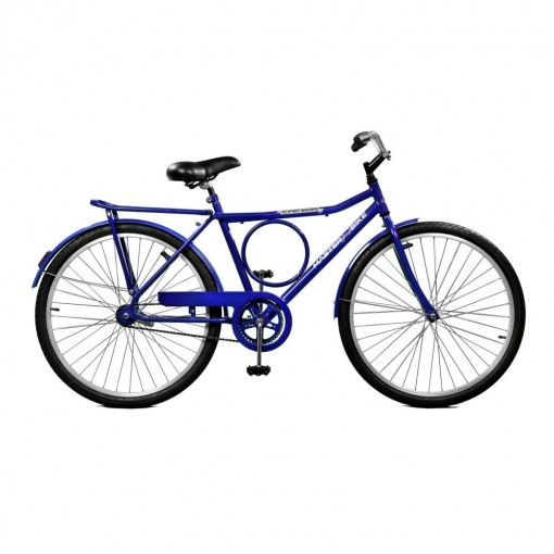 Bicicleta 26 M Master Bike Super Barra F/manual (az)