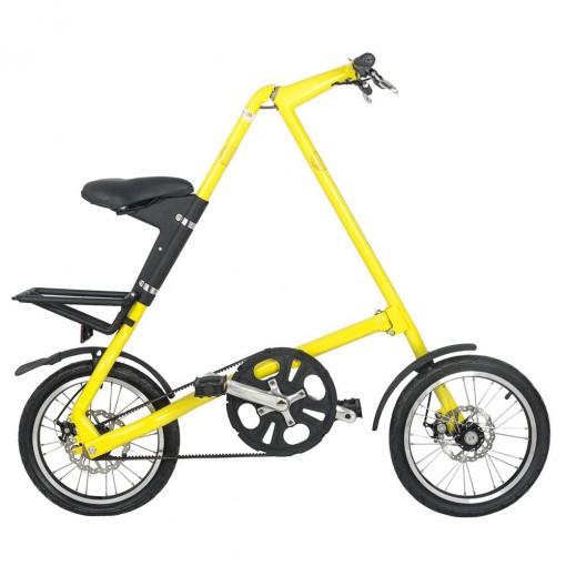 Bicicleta DobrávelCicla AmarelaIgitop