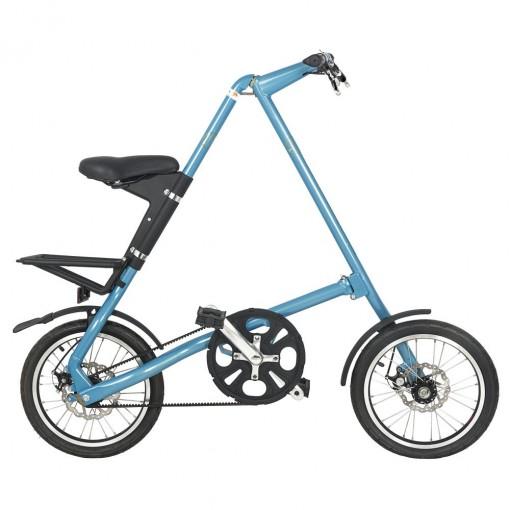 Bicicleta Dobrável Cicla Azul Igitop