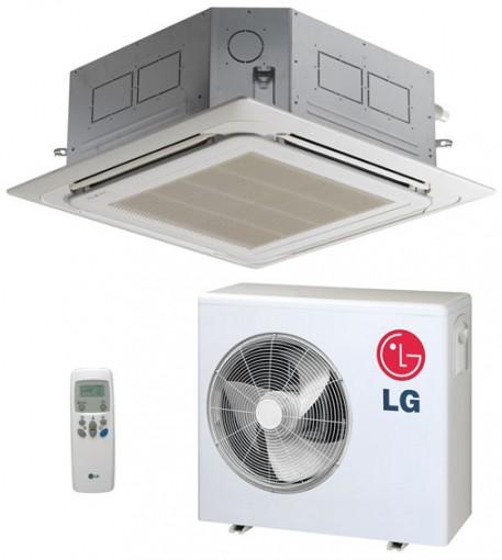 Ar Cassete LG 33000 BTU Frio 220v Monofasico
