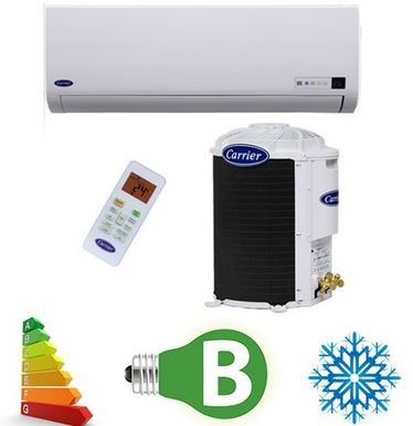 Ar Split Carrier Novo Hi Wall 18000 BTU Frio 220v