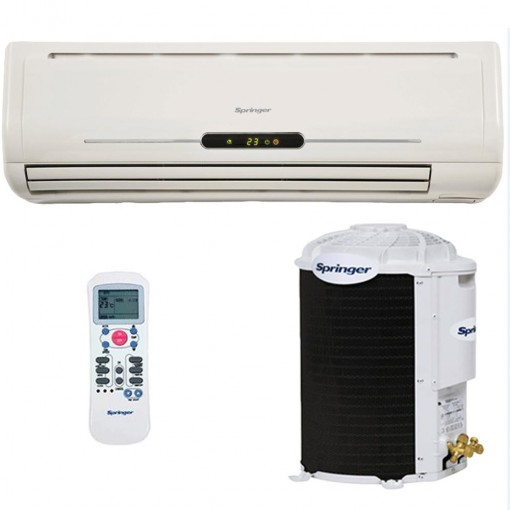 Ar Split Carrier Novo Hi Wall 22000 BTU Frio 220v
