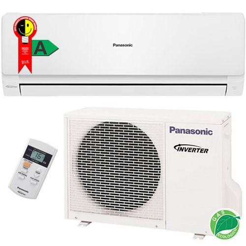 Ar Split Panasonic Inverter 9000 BTU Quente e Frio 220v