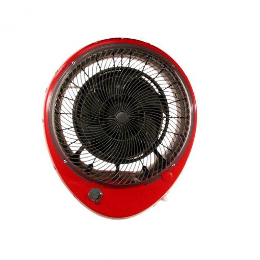 Climatizador Copacabana Vermelho Joape 220V