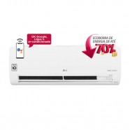 Imagem - Ar Condicionado Split LG Voice 12000 Btus Dual Inverter Frio 127V S4UQ12JA31F.EB1GAMZ cód: 010101001011214122