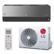 Ar Condicionado Split Dual Inverter LG Art Cool 22000 BTUs Q/F 220V S4-W24KERP1