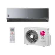 Ar Cond LG Split ArtCool Espelhado Inverter 18000 BTUs Q/F 220V AS-W182CRG2