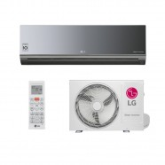 Ar Cond LG Split ArtCool Espelhado Inverter 22000 BTU Fr 220V AS-Q242CRG2