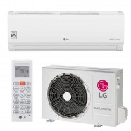 Imagem - Ar Condicionado Split LG Voice Dual Inverter 9000 BTUs Q/F 220V  cód: 010101001AM0824221