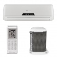 Ar Condicionado Split Electrolux ECOTurbo 22000 BTUs Q/F 220V VE22R