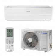 Imagem - Ar Condicionado Split Wind Free 8-Polos 18000BTUs Samsung Digital Inverter Q/F 220V AR18NSPXBWKXAZ cód: 010101003001823221