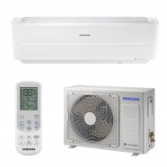 Ar Condicionado Split Wind Free 8-Polos 22000BTUs Samsung Digital Inverter Q/F 220V AR24NSPXBWKXAZ