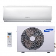 Ar Condicionado Split Hi Wall 12000 BTUs Samsung Max Plus Frio 220V AR12KCFUAWQXAZ