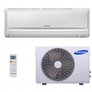Ar Condicionado Split Hi Wall 18000 BTUs Samsung Max Plus Frio 220V AR18KCFUAWQXAZ