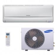 Ar Condicionado Split Hi Wall 24000 BTUs Samsung Max Plus Frio 220V AR24KCFUAWQXAZ