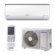 Ar Condicionado Split Samsung Digital Inverter 8 Polos 9000 BTUs Frio 220V AR09MVSPBGMXAZ