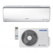 Ar Condicionado Split Samsung Digital Inverter 8 Polos 12000 BTUs Q/F 220V AR12MSSPBGMXAZ