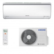 Imagem - Ar Condicionado Split Inverter 24000 BTUs Samsung Digital Inverter Quente/Frio 220V AR24KSSPASNXAZ cód: 010101003992322227