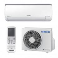 Ar Condicionado Split Samsung Digital Inverter 8 Polos 11500 BTUs Frio 220V AR12NVFPCWKXAZ