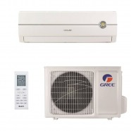 Ar Condicionado Split Hi Wall 9000 BTUs Gree Garden Quente/Frio 220V GWH09MA-D1NNA8C