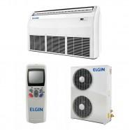 Ar Condicionado Split Piso Teto Eco 60000 BTUs Elgin Frio 220V Tri 45OUFE60B3NA