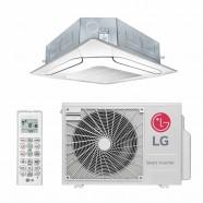 Imagem - Ar Condicionado Split Cassete Inverter LG 18000 BTUs Quente e Frio 220V cód: 010103001011822221