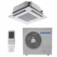 Ar Condicionado Split Cassete 4 Vias Digital Inverter 18000 BTUs Q/F Samsung 220V AC018