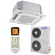 Ar Condicionado Split Cassete Plus Elgin 36000 BTUs Q/F 220v Mono 45OUQE36B2NA