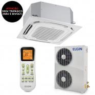 Ar Condicionado Split Cassete Plus Elgin 60000 BTUs Frio 380V Trifásico 45OUFE60B4NA