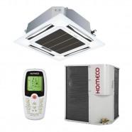 Ar Condicionado Split Cassete 48000 BTUs Komeco Quente/Frio 220V Trifásico KOCP 48QC