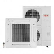 Ar Cassete Inverter Fujitsu 48.000 Btus 220V Quente/Frio
