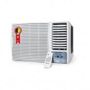 Ar Condicionado Janela Silentia Eletrônico 21.000 BTUs Frio com Controle Springer 220V ZCE215RB