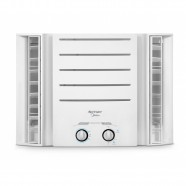 Imagem - Ar Condicionado de Janela Mecânico Springer 10000 BTUs Frio 220V QCI105BB cód: 010208007011011231