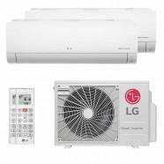 Imagem - Ar Condicionado Multi Split Bi Split Inverter LG 18000 BTUs (2x9000) Q/F 220V cód: 010410001011822221