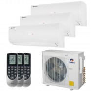 Imagem - Ar Condicionado Multi Split Tri Inverter Gree 30000 BTUs (3x9000) Q/F 220V cód: 010411004012722221