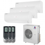 Imagem - Ar Condicionado Multi Split Tri Inverter Gree 36000 BTUs (3x12000) Q/F 220V cód: 010411004013022221