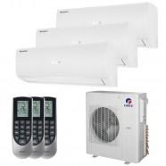 Imagem - Ar Condicionado Multi Split Tri InverterGree 36000 BTUs (2x9000+18000) Q/F 220V cód: 010411004013022222