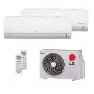 Imagem - Ar Condicionado Bi Split Inverter 2x12000 BTUs LG Q/F 220V AMNW12GSJA0 cód: 011101001012322221