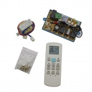 Imagem - Placa Eletrônica Universal Gallant c/ Controle p/ Ar Condicionado Hi-Wall 220V cód: 02000022252