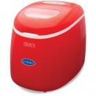 Máquina de Gelo Cromatto Ice Maker 15kg Vermelha 220v