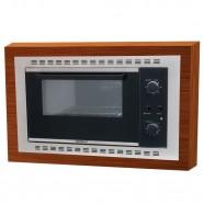 Imagem - Forno Elétrico de Embutir Nardelli N450 Black 45L 127V 10012241 cód: 161020011205100011