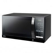 Imagem - Micro-ondas Easy Clean 30L Preto LG 220V MS3057QA cód: 172001181204200011